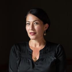Author headshot of Ada Limón