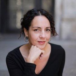 Author headshot of Angie Cruz
