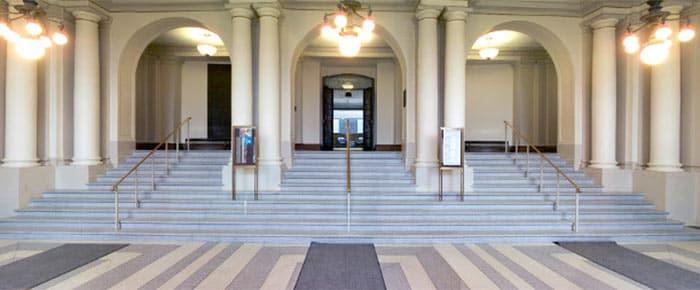 Goldwin Smith Hall Entrance