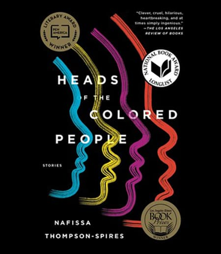 Cover of Heads of the Colored People