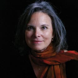 Headshot of Carolyn Forché