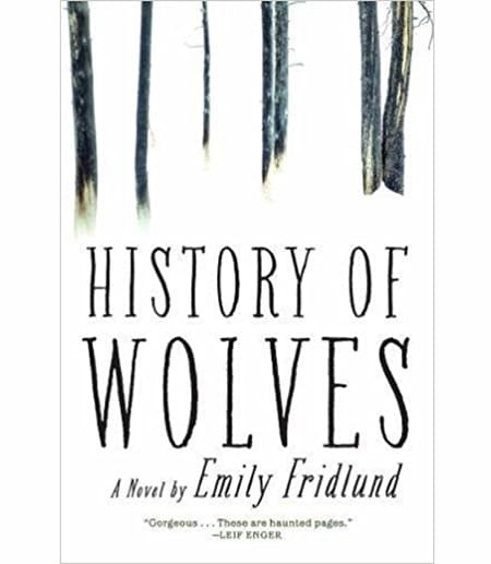 Cover of History of Wolves