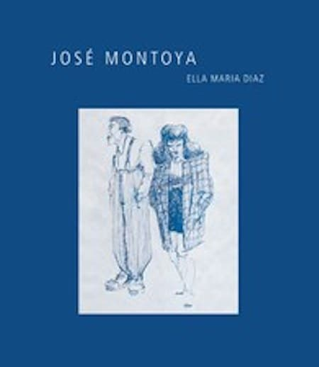 Jose Montoya by Ella Maria Diaz book cover