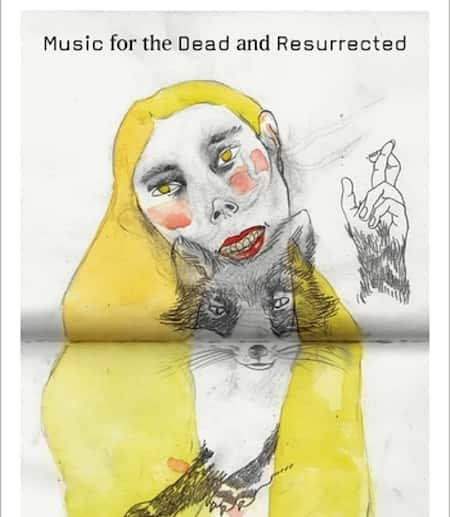 Music for the Dead and Resurrected book cover