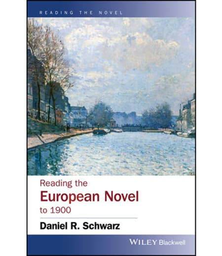 Cover Photo of Reading the European Novel to 1900
