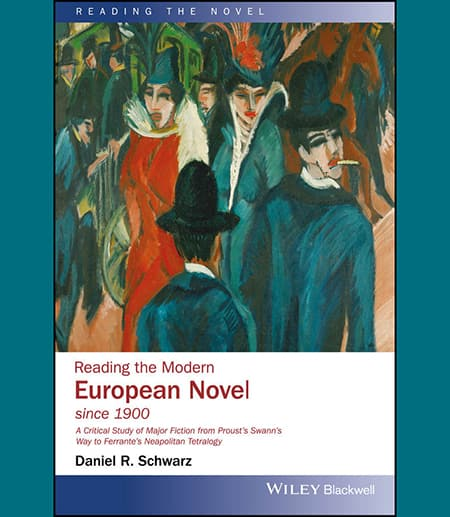 Cover of Reading the Modern European Novel Since 1900