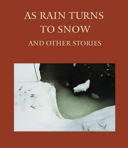Cover of as rain turns to snow