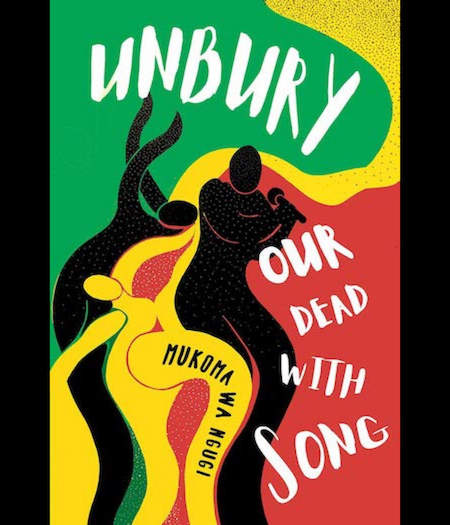 Cover of Unbury our Dead with Song